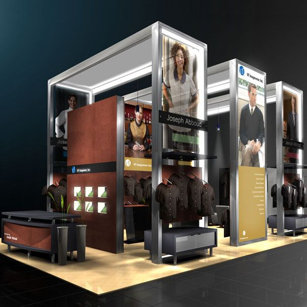 Commercial Exhibition System KWU Trading System