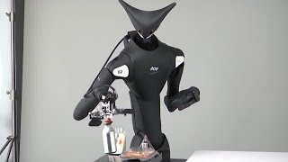 Automaatne shopping Robot IFR